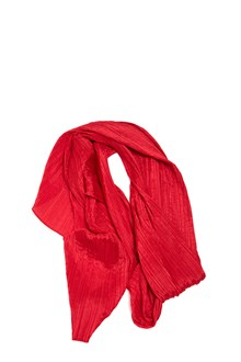PLEATS PLEASE ISSEY MIYAKE pleated scarf