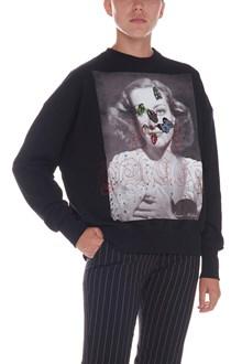 ALEXANDER MCQUEEN 'portrait bug' sweatshirt