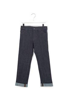 DOLCE & GABBANA jeans banda logo