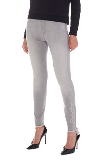 KARL LAGERFELD logo jeans