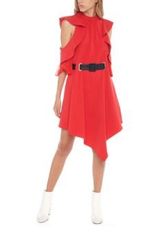 SELF PORTRAIT rouges dress