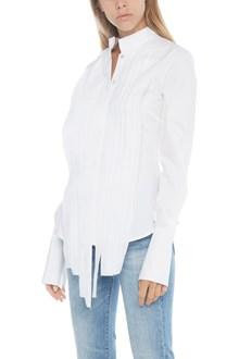 BALOSSA camicia plissè