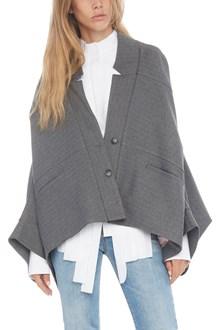 BALOSSA giacca gessata