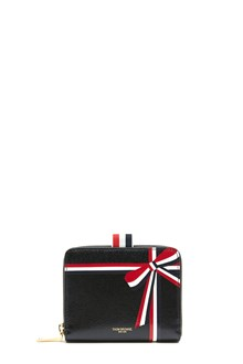 THOM BROWNE bow wallet