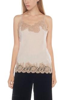 GOLD HAWK lace top