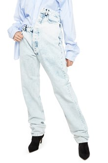 Y/PROJECT double closure jeans