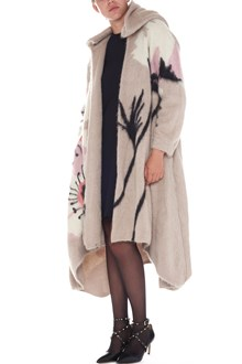 VALENTINO 'anemone' coat