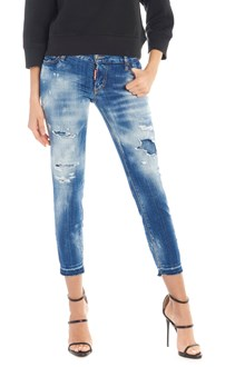 DSQUARED2 'jennifer cropped' jeans