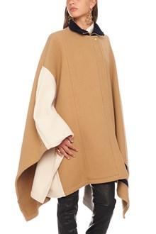 CHLOÉ patchwork cape