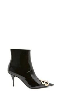 BALENCIAGA 'bb' ankle boots