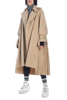 JUNYA WATANABE pleated coat