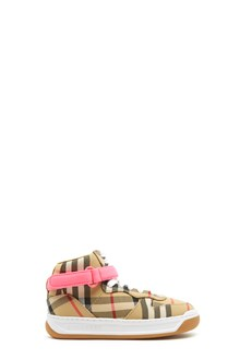 BURBERRY sneaker check