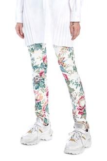 JUNYA WATANABE floral printed jeans