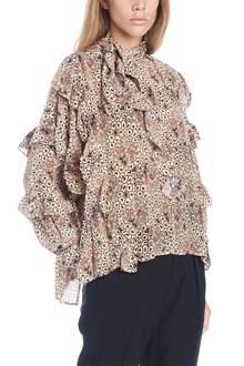 ISABEL MARANT 'hess' blouse