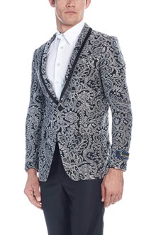 BILLIONAIRE giacca jaquard floreale