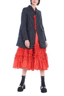 COMME DES GARÇONS dress with coat