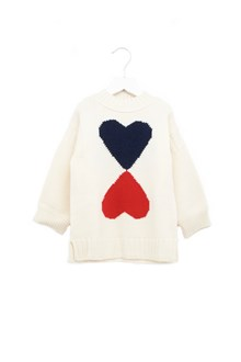 BURBERRY hearts sweater