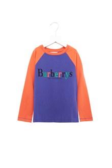 BURBERRY t-shirt logo