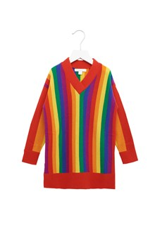 BURBERRY raimbow sweater