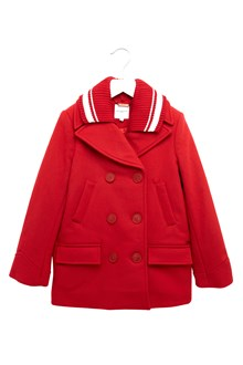 GIVENCHY cappotto dettaglio colletto