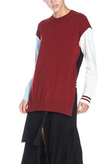 MRZ asymmetric sweater