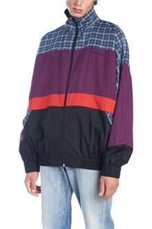 BALENCIAGA giacca patchwork