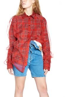 Y/PROJECT organza layer shirt