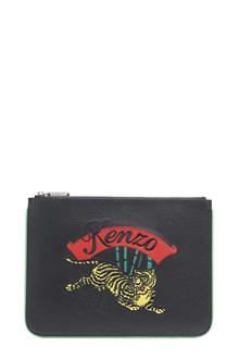 KENZO 'a4' clutch