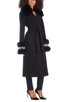 PHILIPP PLEIN fox fur neck coat
