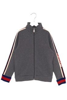 GUCCI logo band sweatshirt
