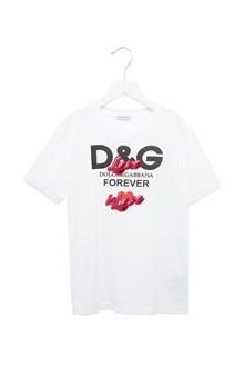DOLCE & GABBANA 'dg forever' t-shirt