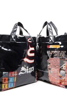 COMME DES GARCONS SHIRT shopping rivestita pvc