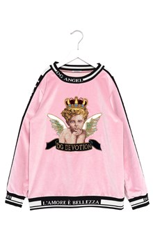 DOLCE & GABBANA 'l'amore è bellezza' sweatshirt
