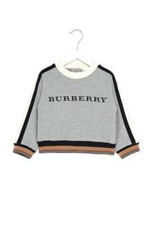 BURBERRY felpa logo