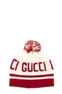 GUCCI cappellino logo