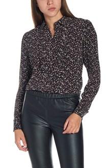 MICHAEL MICHAEL KORS floral printed shirt