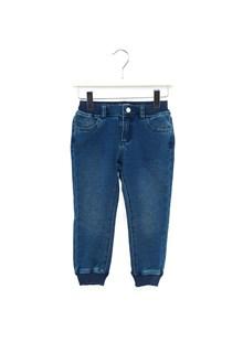 MOSCHINO jeans logo