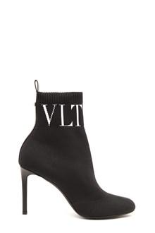 VALENTINO GARAVANI 'vltn' ankle boots