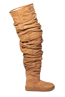Y/PROJECT over the knee boots
