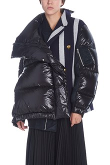 SACAI jacket insert down jacket
