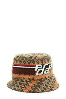 PRADA cappello logo