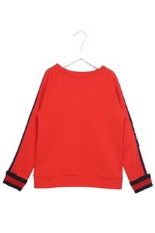 GUCCI web sweatshirt