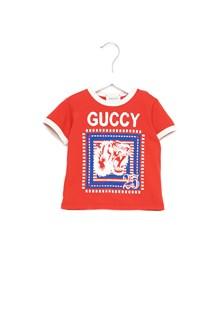 GUCCI t-shirt 'stampa tigre'