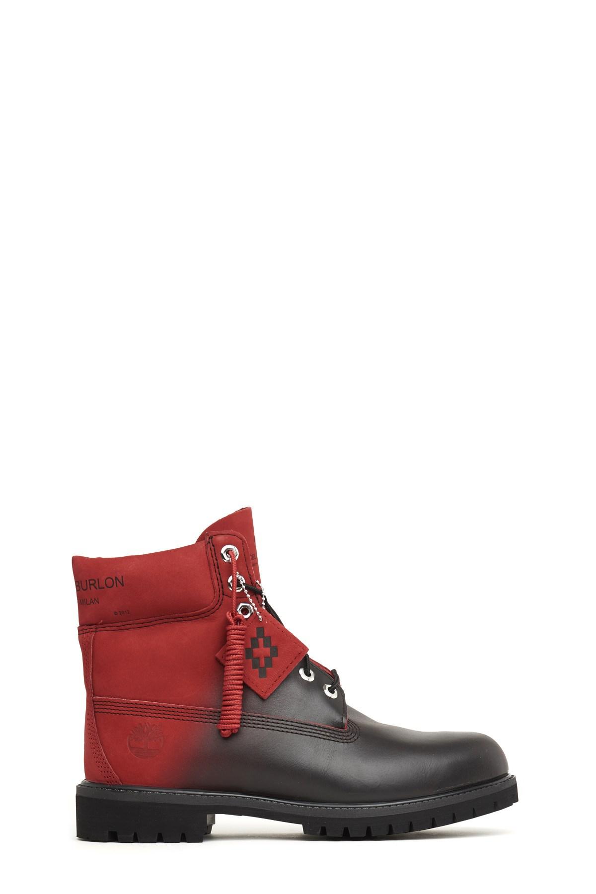 04ffa75734 MARCELO BURLON - COUNTY OF MILAN 'timberland' boots - COD.  CMIA074F1891612920882088
