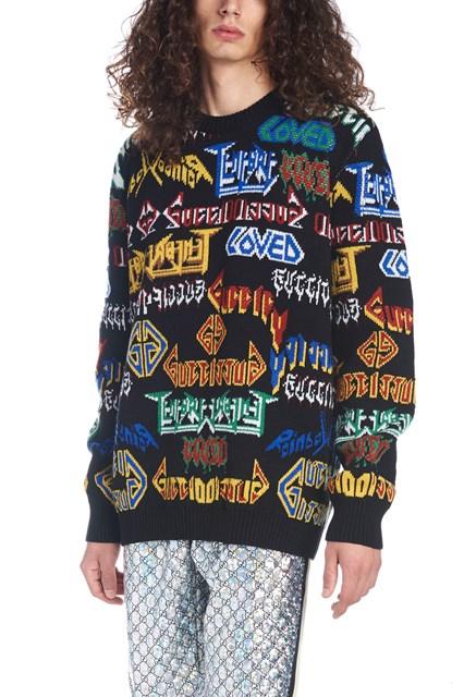 3fec9d06c41 GUCCI  gucci metal  sweater - COD. 548945XKAEN1082