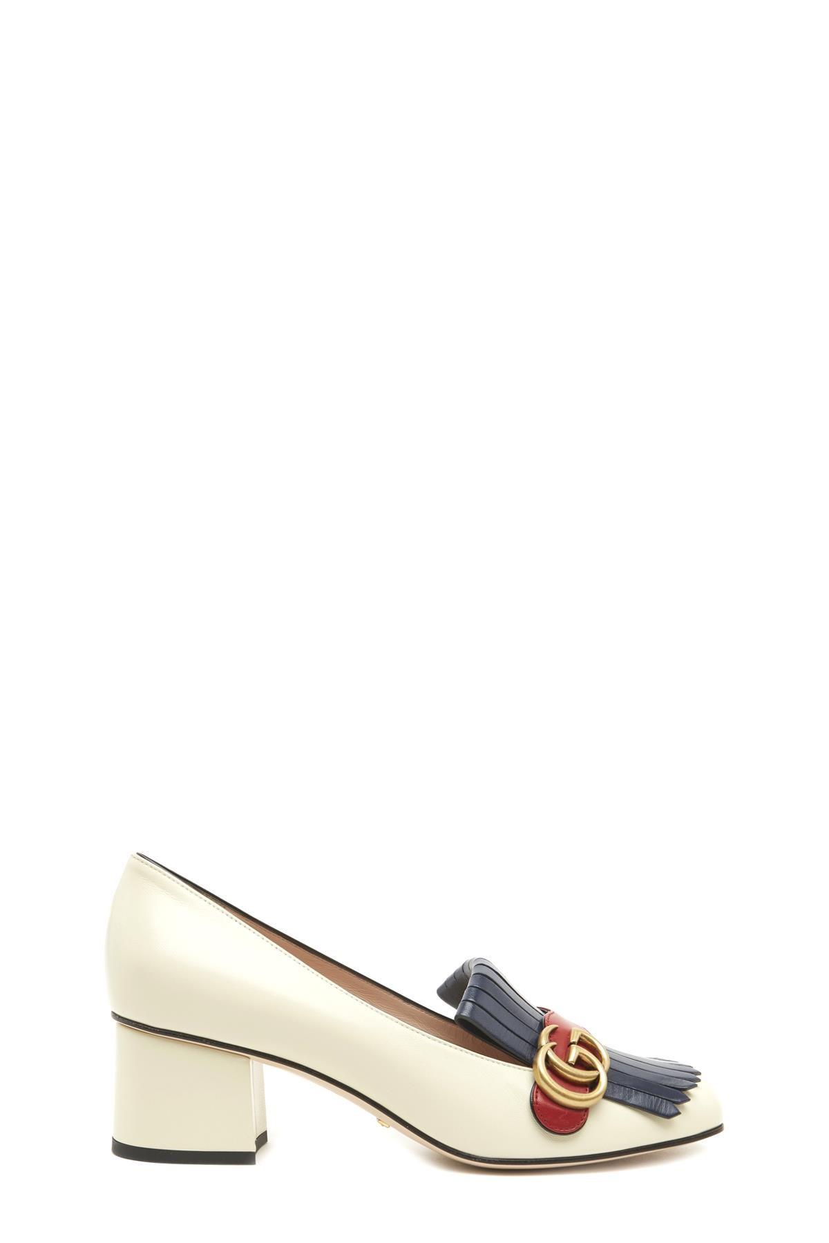 1f57355c05 gucci mocassino 'marmont' su julian-fashion.com - 60259