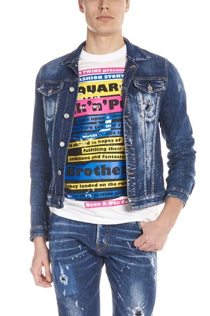 95e0023b11 DSQUARED2  Classic Jean  jacket - COD. S74AM0881S30342470