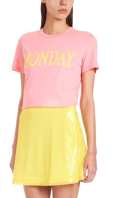 a7abd9132 ALBERTA FERRETTI 'Rainbow week' t-shirt - COD. J070201780207