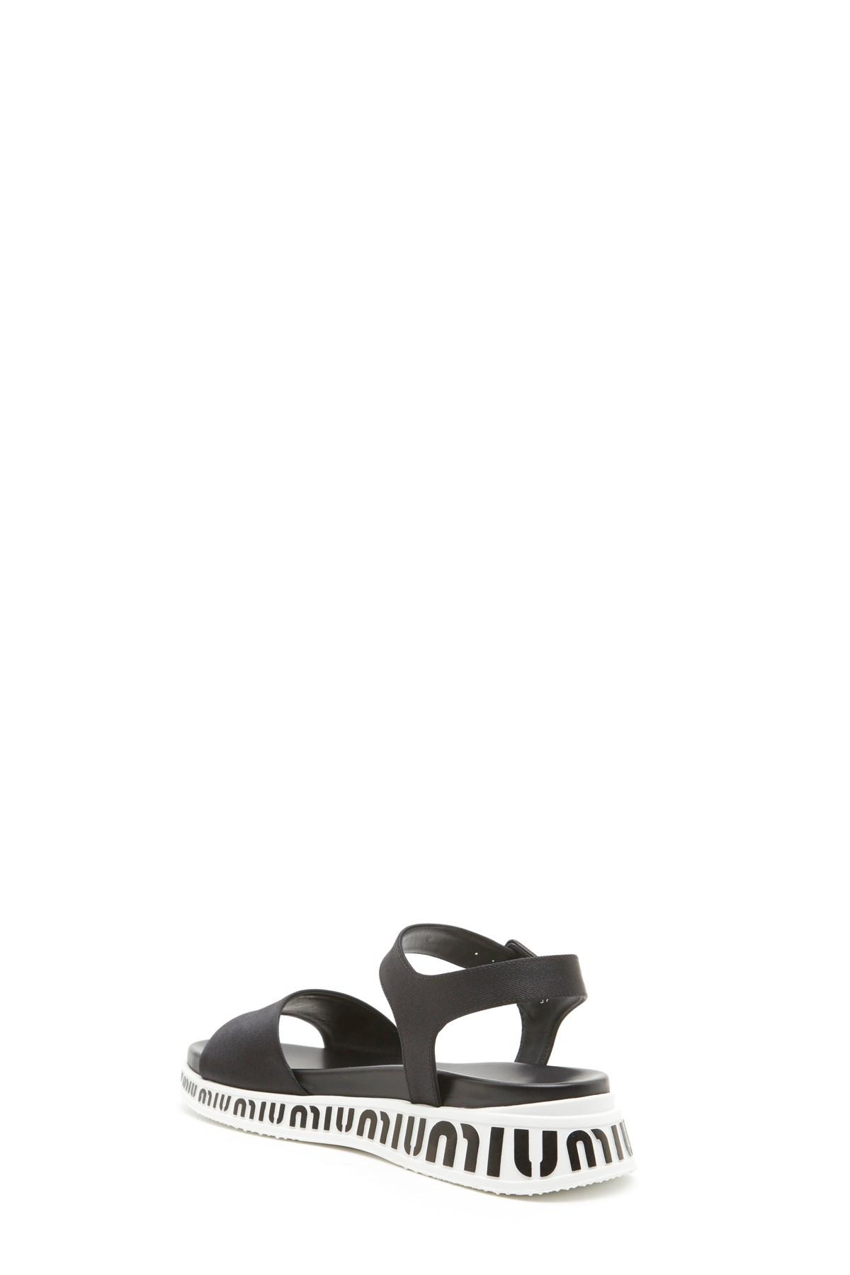 955d1eddac8 miu miu nylon tech sandals available on julian-fashion.com - 61304