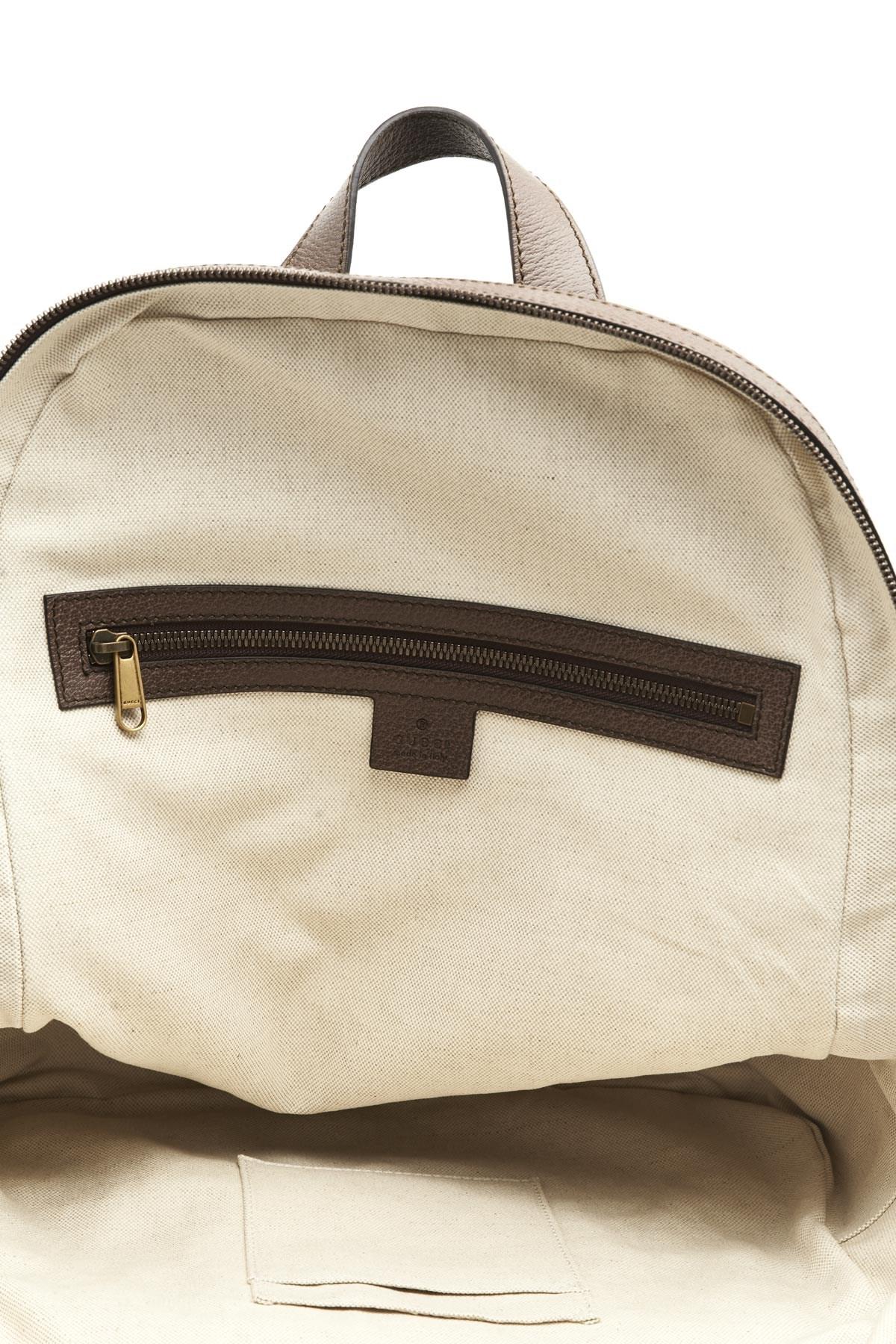 gucci  GG supreme  backpack available on julian-fashion.com - 62379 3f16b93d73de4